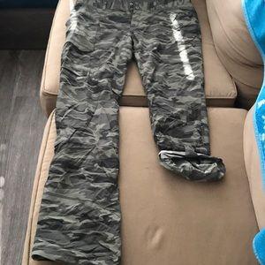 Columbia Camo Pants